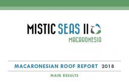 Main results Macaronesian roof report