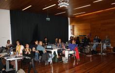 Faial Workshop photos (Jun/2018
